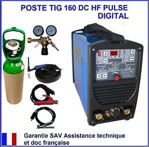 POSTE-A-SOUDER-SOUDAGE-TIG-WIG-160-DC-HF-DIGITAL-LED-GAZ-ARGON-detendeur