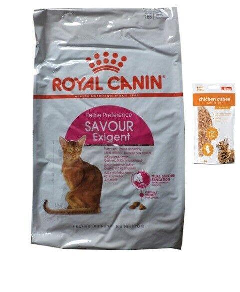 10kg Royal Canin Exigent 3530 Savour Sensation  85g sacchetti fres