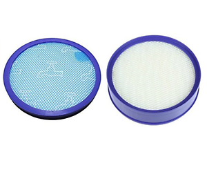 VACUUM-CLEANER-WASHABLE-PRE-amp-POST-MOTOR-HEPA-FILTER-KIT-For-Dyson-Dc27