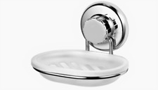 Strong Stainle Super Powerful Vacuum Suction Cup Soap Dish HASKO accessories