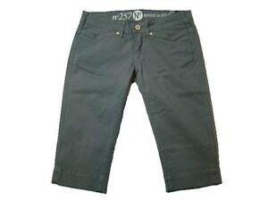 257 Grigio 3 Nfy Pantaloni Pantaloni Capris 4 Jeans Capripants For New Designer Women pqBx5Cwx