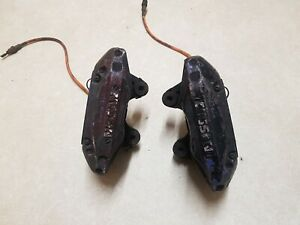 Nissan Skyline R33 Front Brake Calipers & Discs 200sx  S14 14a S13 S15 upgrade