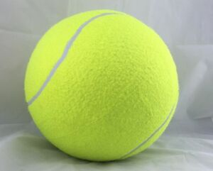 New-10-039-039-25cm-Giant-Jumbo-Tennis-Ball-Toy-Autographs-Signatures-Kids-Game