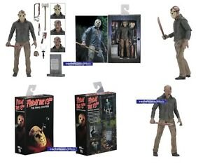 """IN STOCK Friday the 13th Part 4 Ultimate Jason Vorhees 7/"""" action figure NECA"""