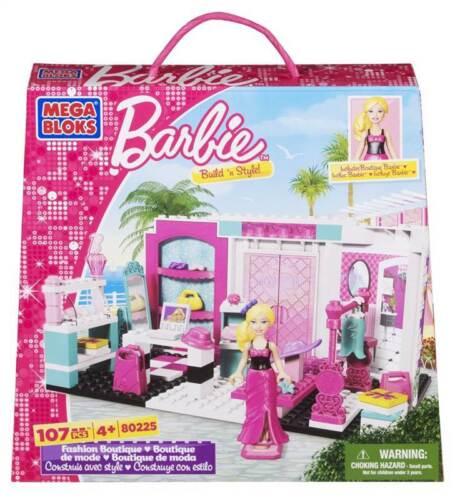 Mega bloks barbie build n style boutique de mode 80225 4
