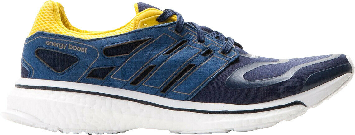 Adidas Zapatos de hombre para correr Ltd impulso de energía-Azul