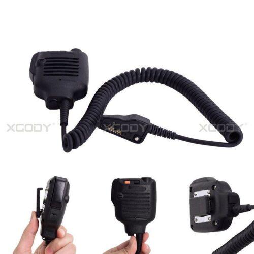 Walkie Talkies Shoulder Speaker Mic Heavy Duty For Kenwood Multipin 2-Way Radio