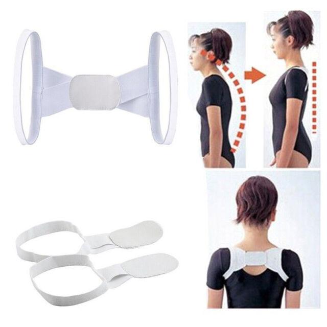 Top Selling Unisex Adjustable Therapy Posture Body Shoulder Belt Brace Corrector