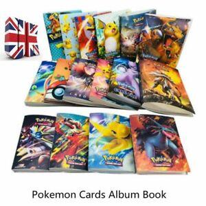 Pikachu-Ultra-Pokemon-Card-Folder-240-Holders-Portfolio-Binder-Album-Book