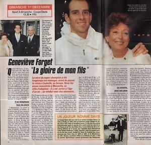 Coupure-de-presse-Clipping-1991-Genevieve-Forget-la-mere-de-Guy-1-page-1-2
