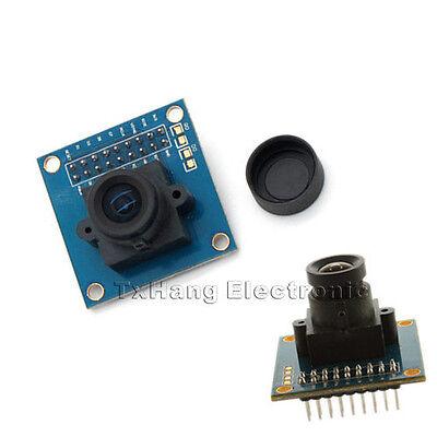 10PCS VGA OV7670 CMOS Camera Module Lens CMOS 640X480 SCCB W/ I2C Interface