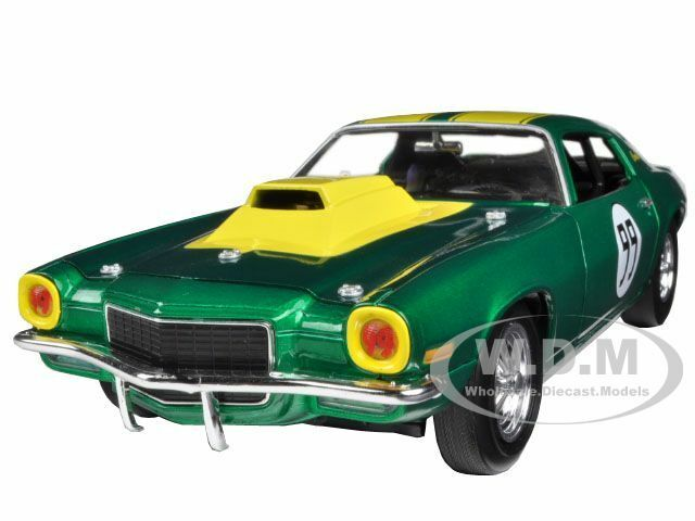 1 18 1970 Camaro Cooter's #99 Dukes of Hazzard ERTL Johnny Lightning Parts  Car