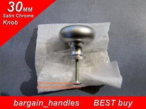 Mushroom-Kitchen-Door-Knobs-bathroom-cabinet-cupboard-drawer-pullers-1x30mm