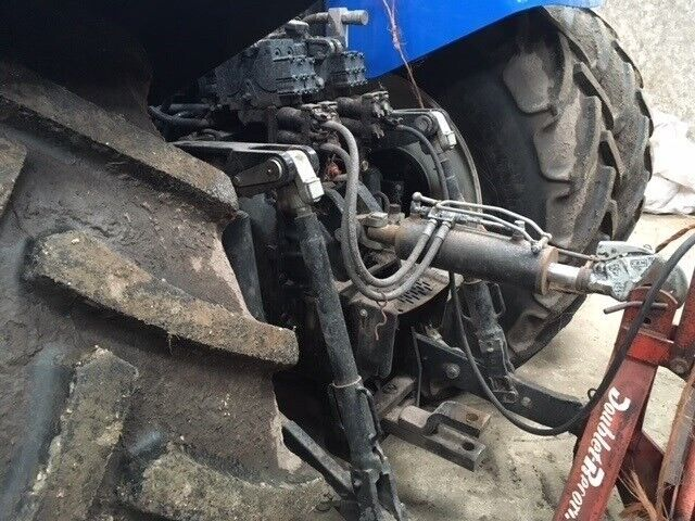 New Holland, T7.220 PC SWII, timer 2700