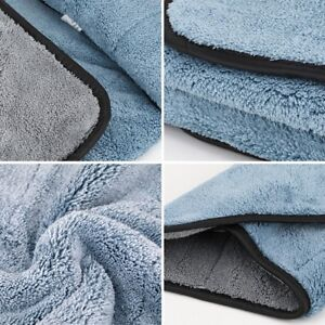 Multifunction-Absorbent-Wash-Cloth-Car-Care-Microfiber-Cleaning-2-sided-Towels