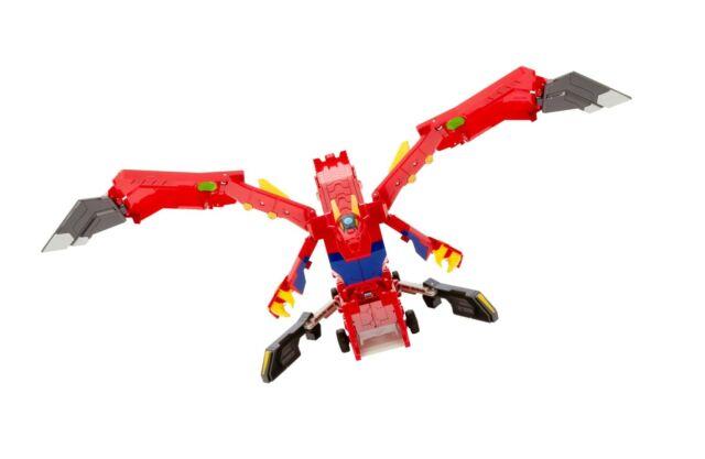 5d1d7614669 Mecard Mega Dracha Mecardimal Figure Toys Car Robot for sale online ...