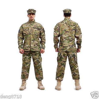 Hot Airsoft Tactical Gen3 G3 Combat Suit Shirt Pants Special Force BDU Uniform