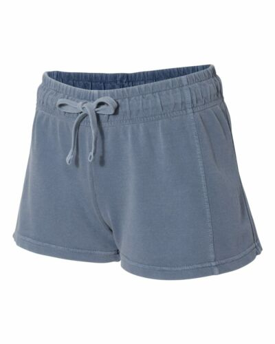 1537L Comfort Colors Women/'s French Terry Shorts Summer Holiday Shorts
