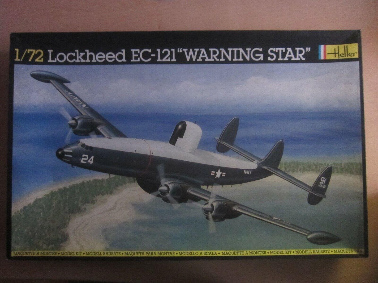 TOP    HELLER 311 Lockheed EC-121 Warning Stern 1 72 in OVP