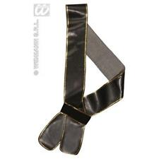 Leather Effect Sword Sash Pirate Fancy Dress Costume Accessory