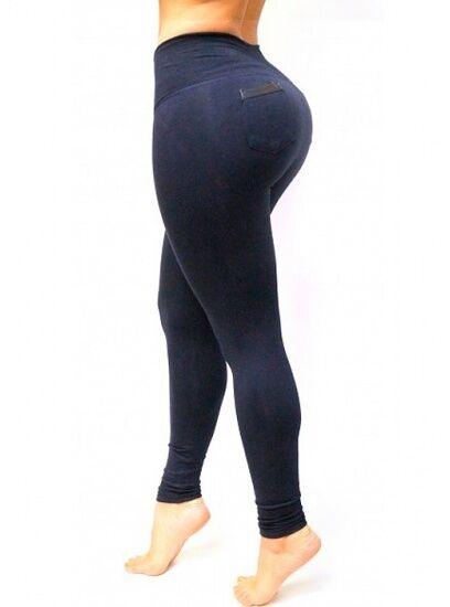 Bon Bon Up Compression Leggings with internal body shaper leggings con faja 1069