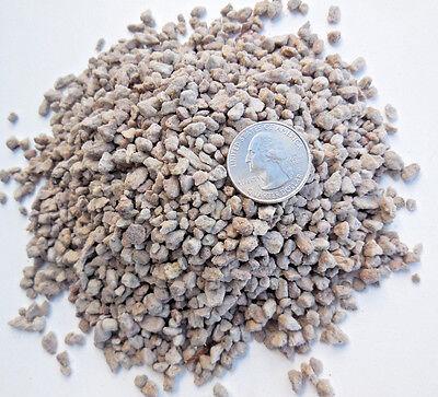 "10 lb Red Lava Rock Pumice 1//4/"" for Succulents /& Bonsai in 2 1-Gallon Bags"