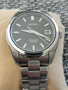 Seiko SARB033 Spirit Herren Uhr Dresser Automatik Automatic Saphirglas schwarz