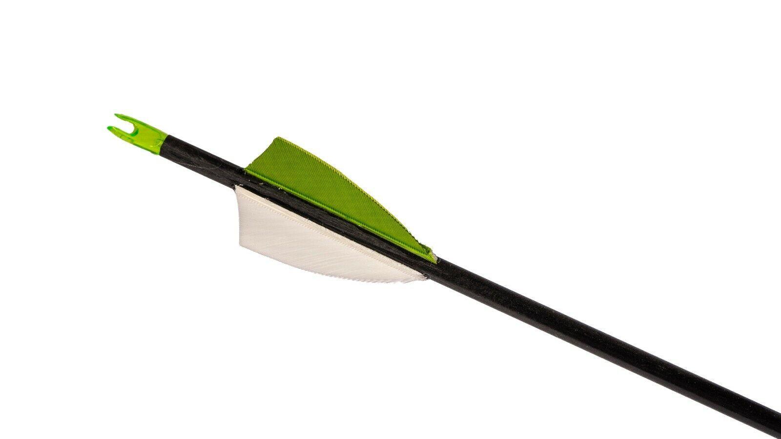 Inspire 900 Flechas Easton con Gateway razyr plumas Personalizado Juego De 12
