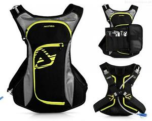 NEW-ACERBIS-AQUA-DRINK-BACK-PACK-ENDURO-MTB-CYCLING-PACK-BAG-amp-HYDRO-BLADDER