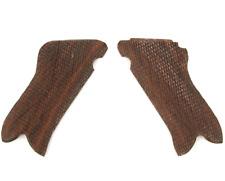 WH Griffschalen aus Holz (Paar) für P08
