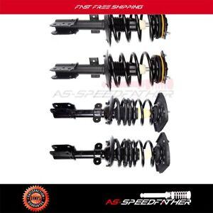For-2004-2005-2006-2007-2008-Pontiac-Grand-Prix-4-Pcs-Shocks-Struts-Coil-Springs