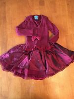 Girls 18 Months Red Valentine's Holiday Dress Sweater Skirt The Children's Place