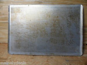 Chicago Metallic 485p Full Size Perforated Baking Sheet