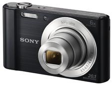 Artikelbild Sony DSC-W810 Digitale Kompaktkamera 20,1 Megapixel Schwarz Silber