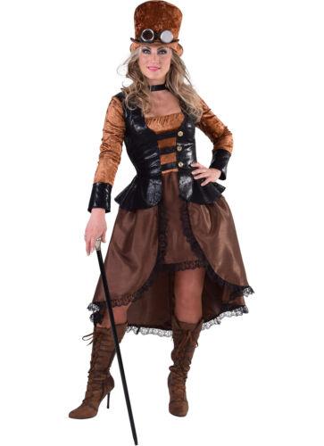 Pirata vittoriano//steampunk Charlie-Taglie 6 22 donna