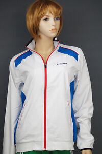 Head Club W Jacket Wmns Femmes Classique Tennis Veste Blanc Bleu Rouge Femmes-afficher Le Titre D'origine
