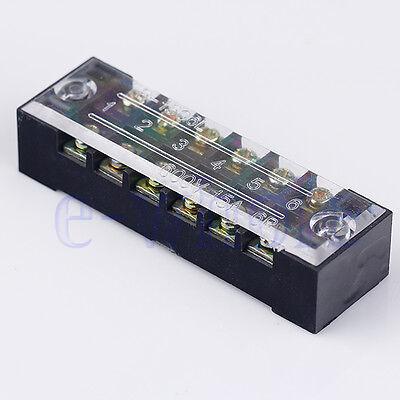 "5pcs 12 Poles 12pin 2.54mm//0.1/"" PCB Universal Screw Terminal Block TW"