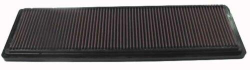33-2591 K/&N Filter für Porsche 928 Luftfilter Sportfilter Tauschfilter