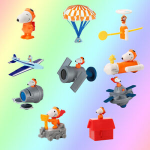 Details about The Peanuts - Snoopy 2017 - 2019 McDonalds Happy Meal Toys