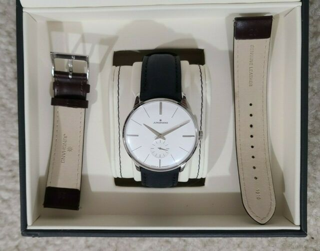 Junghans Meister Hand Wind Men's Watch 027/3200.00