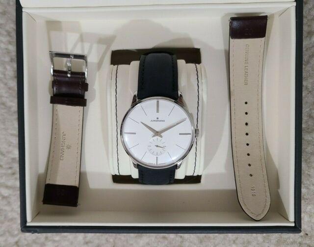 Junghans Meister Hand Wind Men's Watch 027/3200.00