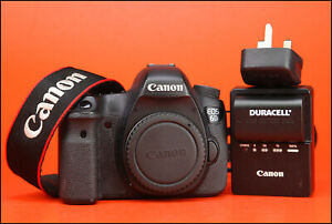 Canon-EOS-6D-20-2-MP-Full-Frame-DSLR-Camera-Corps-construit-en-Wi-Fi-video-Full-HD