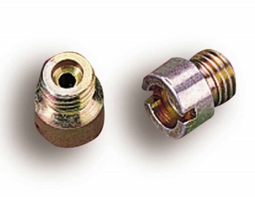 "Holley 122-42 Carburador Jet principal estándar de .042/"" 1 par para carburadores Holley"