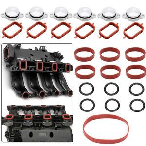 6x 22 mm bouchon Clapet Volet d/'admission Swirl Flap pour BMW moteur reparation