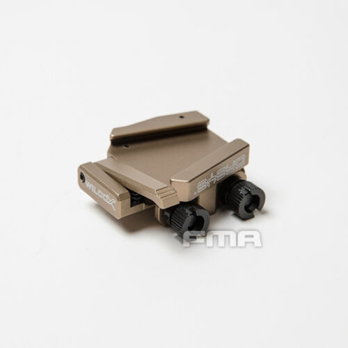 FMA Tactical Aluminum Helmet NVG Flip Mount Adapter for NVG Night Vision Goggles