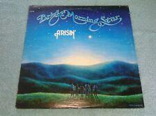 Bright Morning Star Arisin' LP 1981 Rainbow Snake Records Folk Solar Carol