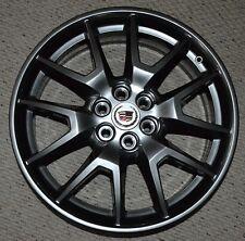 Cadillac SRX 20 Inch X4 Midnight Silver 2016 Factory OEM Wheel Rim