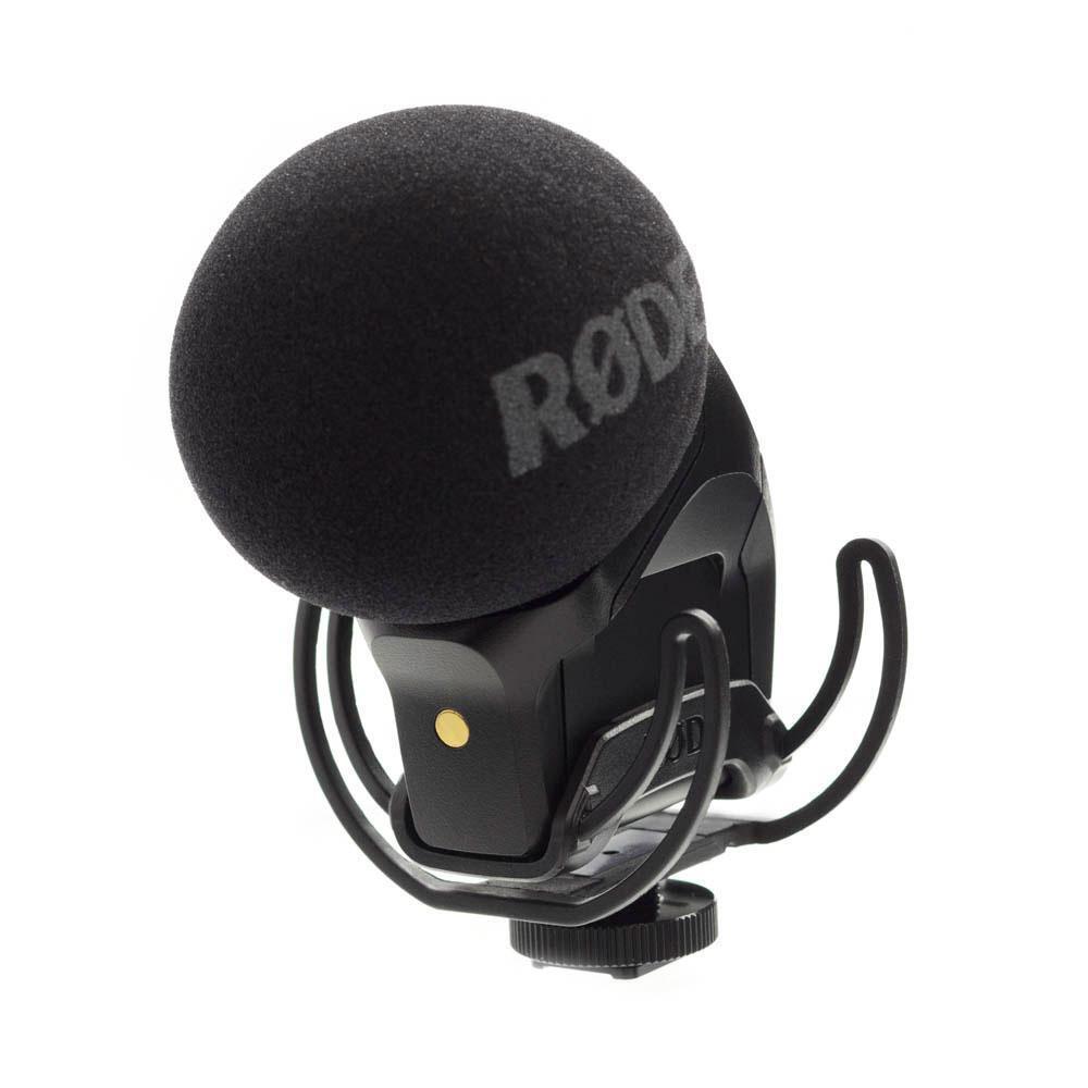 Rode Videomic estéreo pro Rycote cámara micrófono elásticos suspensión suspensión suspensión blitzschu  100% a estrenar con calidad original.
