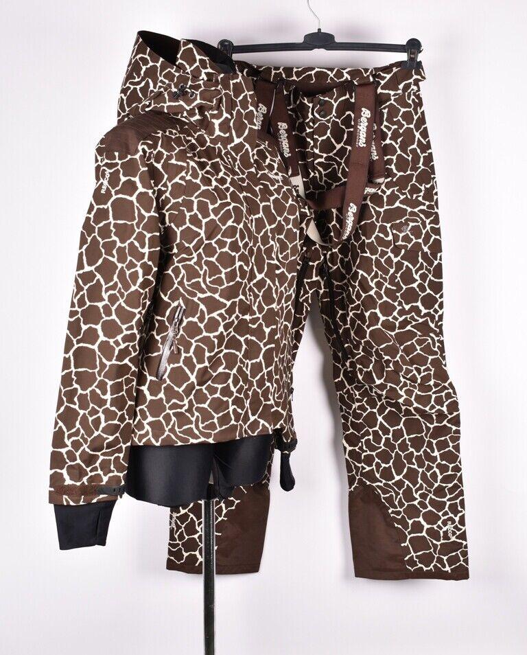 Bergans Of Norway Giraffe Recco damen Ski Anzug GRÖSSE S