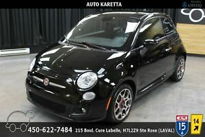 2015 Fiat 500 500 SPORT/AUTOMATIC/BLUETOOT/CLIMATISATION/MAGS